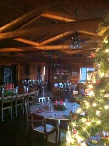 The Lodge: Christmas 2012!